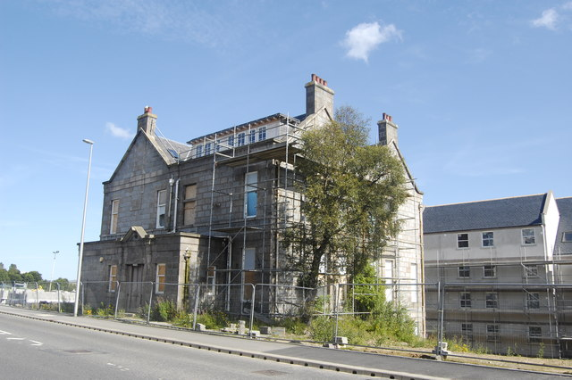 Former Drawing Office for Inverurie Loco Works