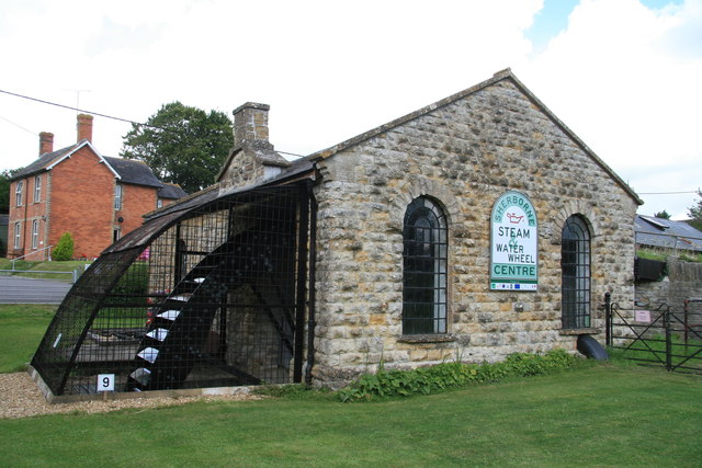 Sherborne Steam and Waterwheel Centre