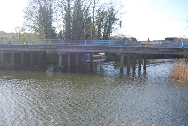 Military Road Bridge, River Rother
