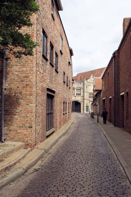 College Lane, King's Lynn
