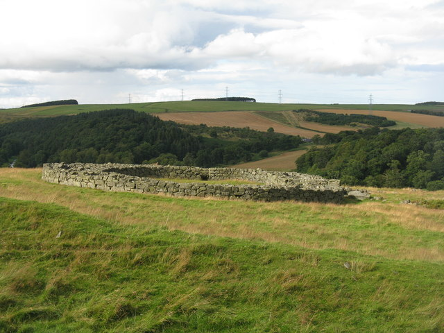 Edin's Hall Broch