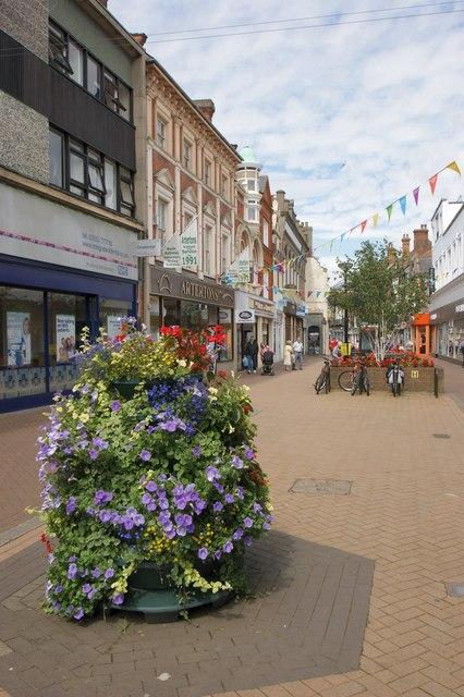 High Street, King's Lynn