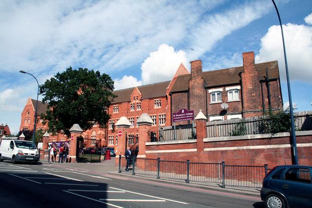 Catford:  St. Dunstan's College