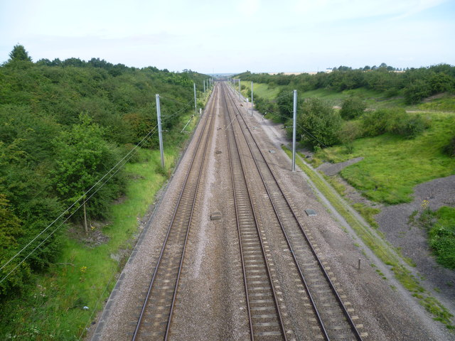 The East Coast Main Line