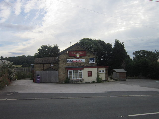 The Fleece on Spa Street