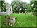 TL2378 : St Andrew's Church, Abbots Ripton by Marathon