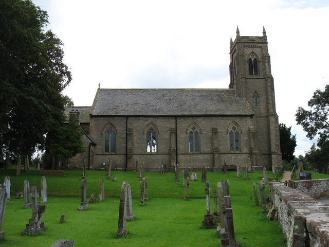 St Andrew's church, Thursby