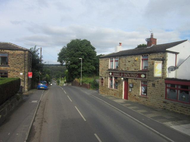 The Hare & Hounds, West Ardsley