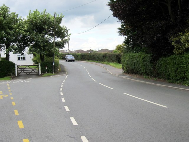Hermitage Road, Saughall