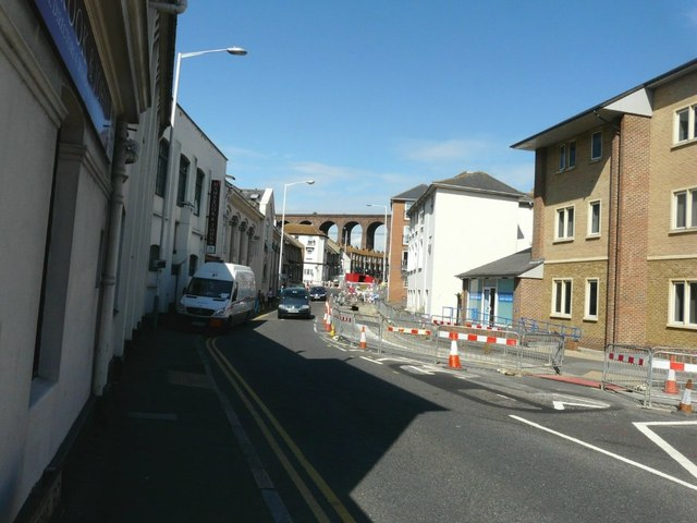 New Street, Folkestone