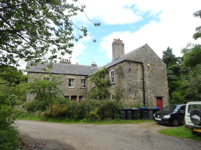 Croxdale Wood House