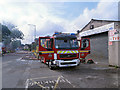SD7807 : GMFRS Volvo Fire Engine by David Dixon