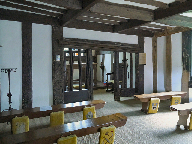 Little Moreton Hall, The Chapel
