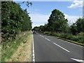 TL2147 : Biggleswade Road (B1040) towards Potton by JThomas