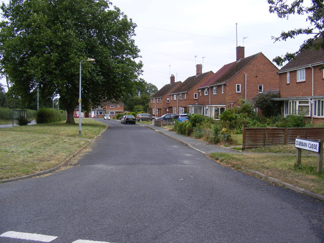 Durban Close, Halesworth