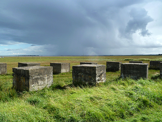 World War 2 invasion defences