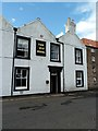 NT9464 : The Hip Hotel, Eyemouth by Walter Baxter