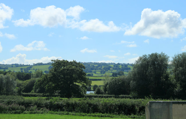2012 : West of north from the A368
