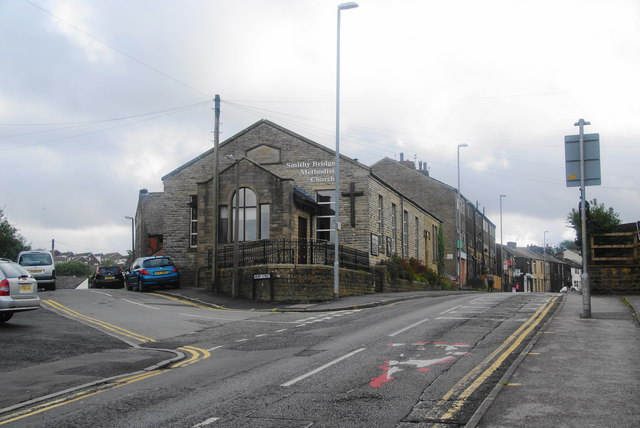 Smithy Bridge Methodist Church