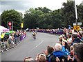 TQ1655 : Woman's Olympic Cycling Road Race by michael