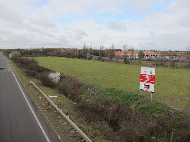 Land for sale by A14