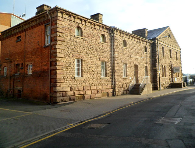 Former city gaol for sale, Hereford