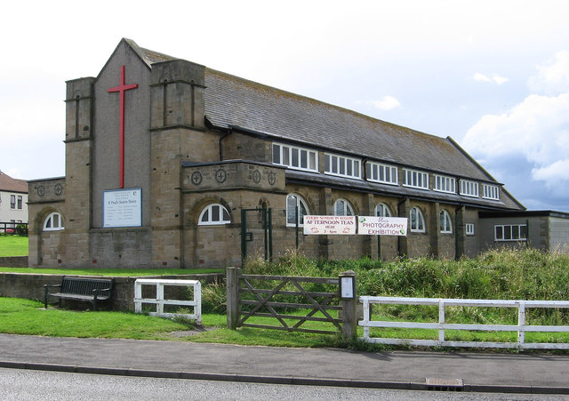 Church of St Paul, Seaton Sluice