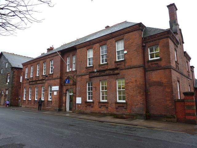 Millom Library, St George's Road, Millom