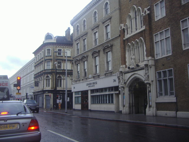 Fulham Road, West Brompton