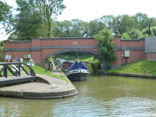 Bridge 1A, Grand Junction Canal (LNUC) - Market Harborough Arm