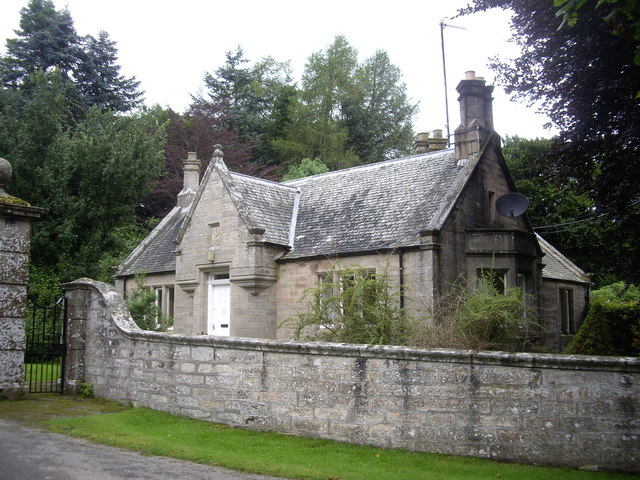 Gatehouse, Kildrummy Castle Hotel