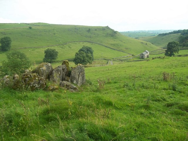 Eastern Slopes of Roystone Rocks