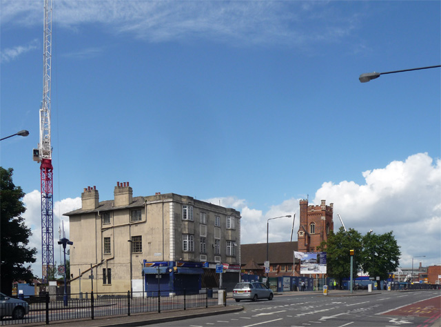 Streatham Regeneration Project, Streatham High Road (1)