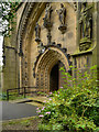 SD6426 : The West Doorway, Pleasington Priory : Week 34