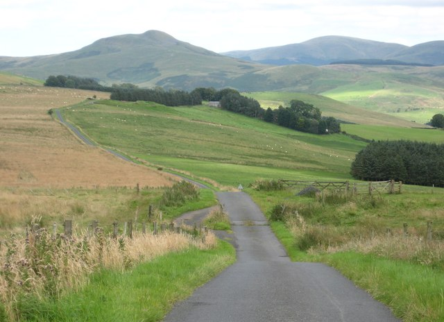The beauty continues to cast its magic spell in the Scottish Borders