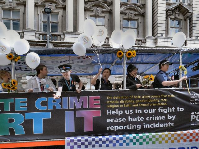 Manchester Pride Parade, Princess Street