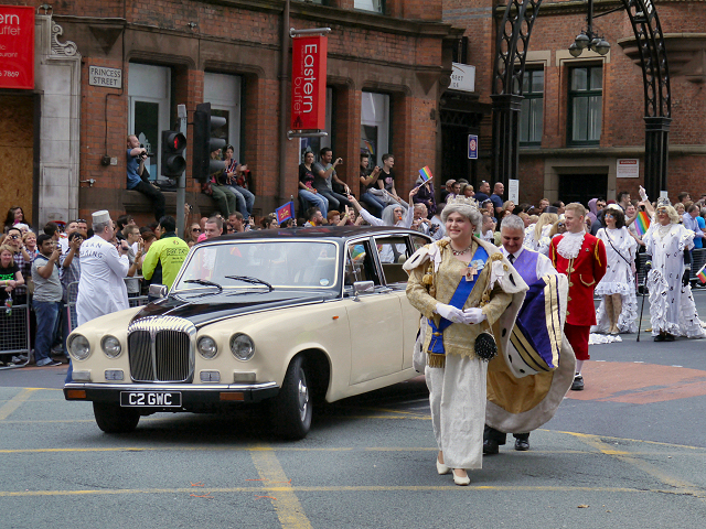 Manchester Pride 2012, Princess Street