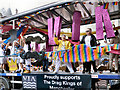 SJ8497 : Drag Kings, Manchester Pride 2012 by David Dixon