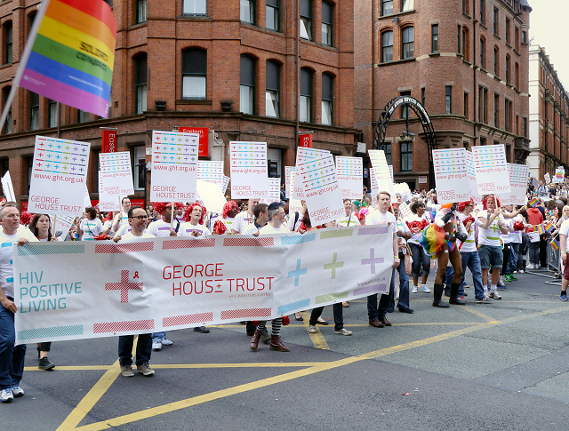 from Elian gay house manchester pride