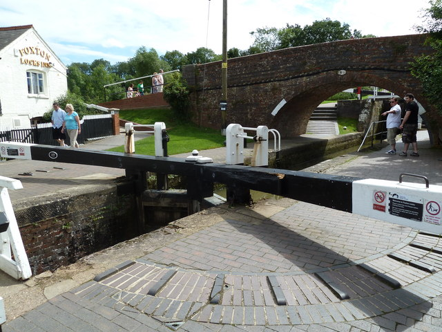 Lock 17, (Old) Grand Union Canal