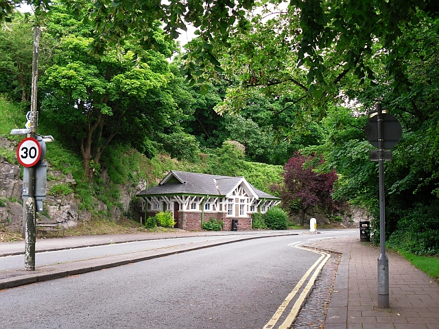 Public conveniences near Clifton Suspension Bridge