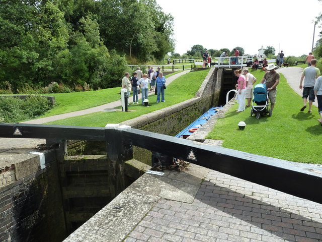 Lock 14, (Old) Grand Union Canal