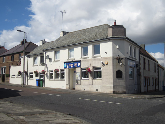 The Albion Inn, Spittal
