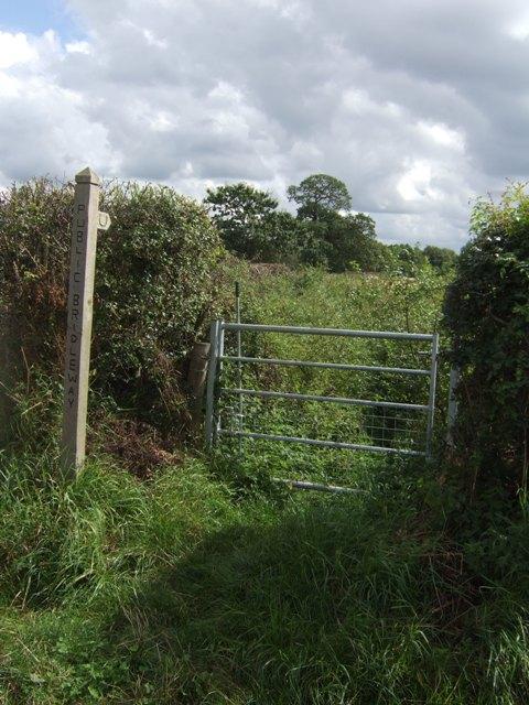 Bridleway to Pendeford