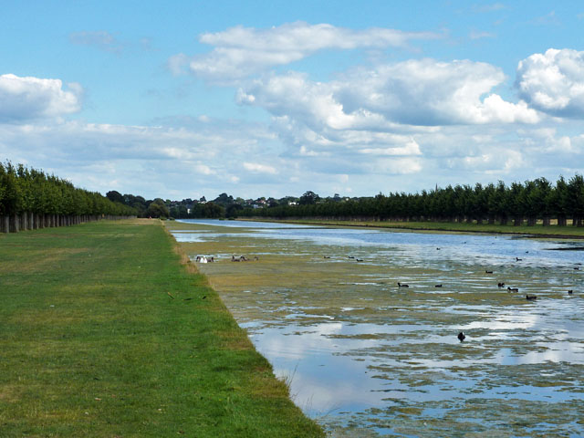 The Long Water, Hampton Court Park