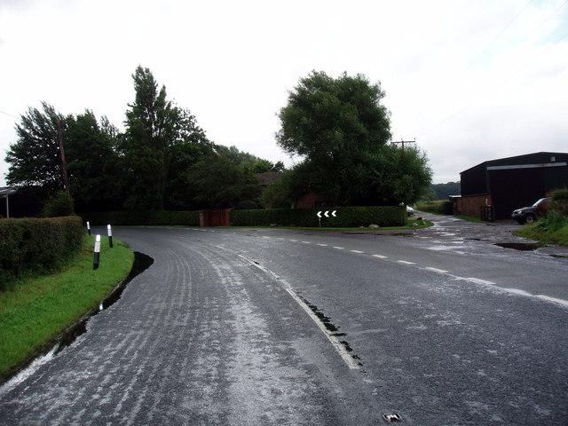 Bristow Farm, Halsall Moss.