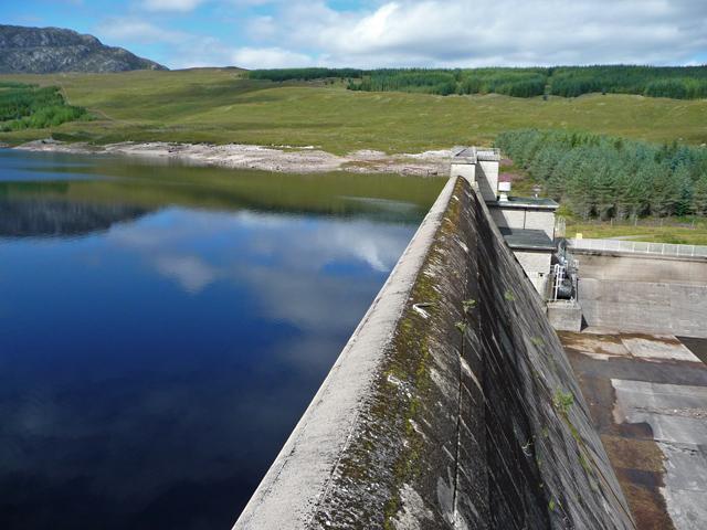 Loch Loyne Dam