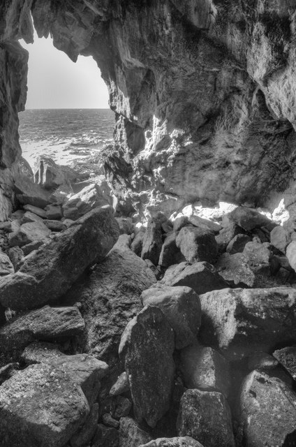 Saint Patrick's Cave