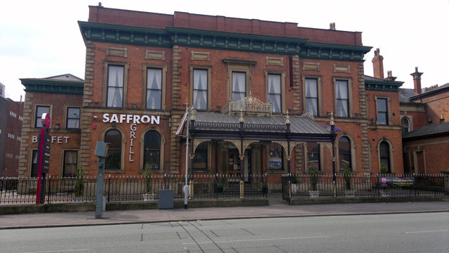 Saffron Grill, Manchester