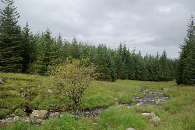 Kirreoch Burn
